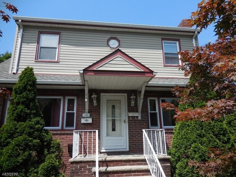 独户住宅 为 出租 在 118-122 VERNON Avenue Paterson, 新泽西州 07503 美国