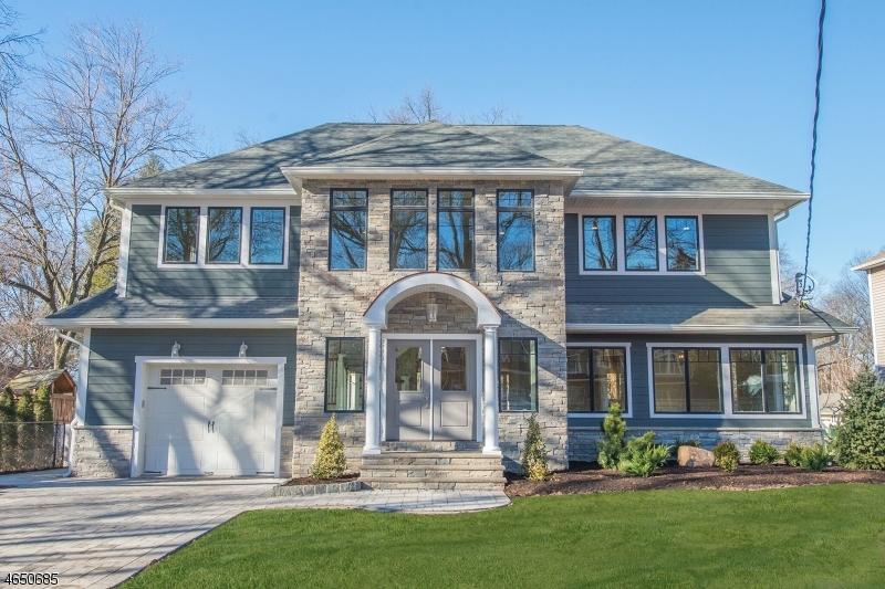 Single Family Home for Sale at 76 Hazelhurst Avenue Glen Rock, New Jersey 07452 United States