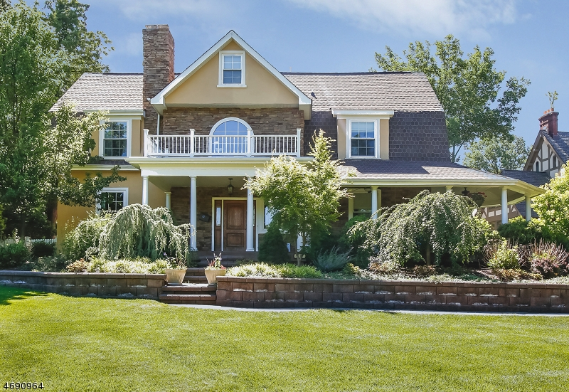 Частный односемейный дом для того Продажа на 314 Scotland Road South Orange, 07079 Соединенные Штаты