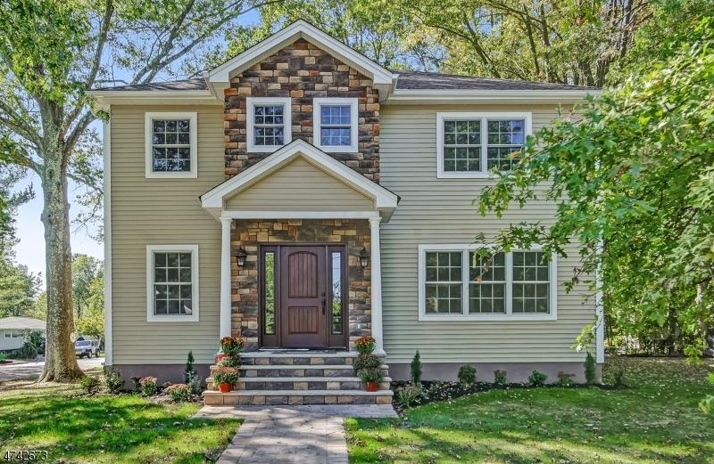 Casa Unifamiliar por un Venta en 97 Pleasantview Avenue New Providence, Nueva Jersey 07974 Estados Unidos
