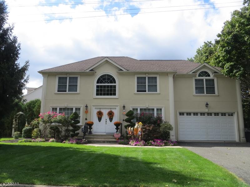 Частный односемейный дом для того Продажа на 6 WALDMERE Place Waldwick, Нью-Джерси 07463 Соединенные Штаты