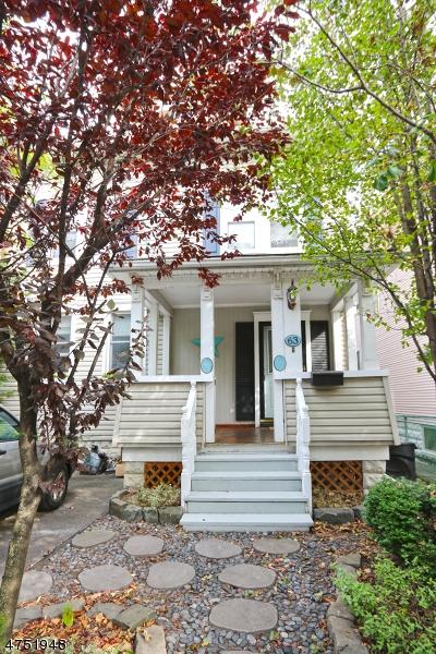 Частный односемейный дом для того Аренда на 63 Clinton Street Bloomfield, Нью-Джерси 07003 Соединенные Штаты