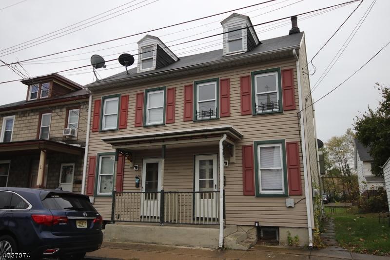 Casa Unifamiliar por un Alquiler en 170 MERCER Street Phillipsburg, Nueva Jersey 08865 Estados Unidos