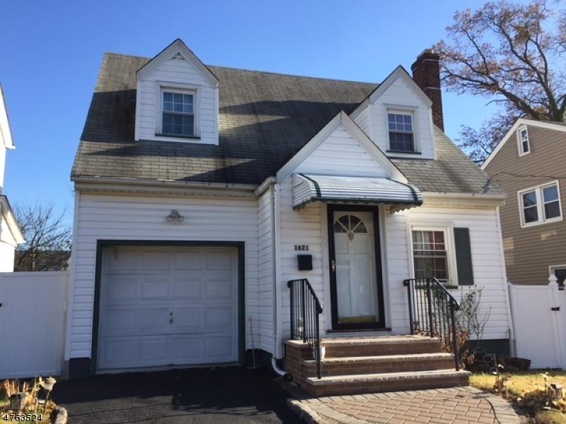 Casa Unifamiliar por un Alquiler en 1621 Porter Road Union, Nueva Jersey 07083 Estados Unidos