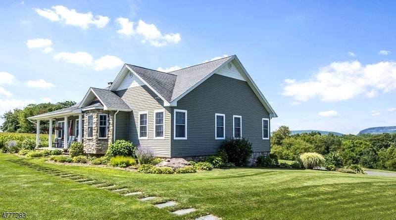 Casa Unifamiliar por un Venta en 17B SHOTWELL Road 17B SHOTWELL Road Columbia, Nueva Jersey 07832 Estados Unidos