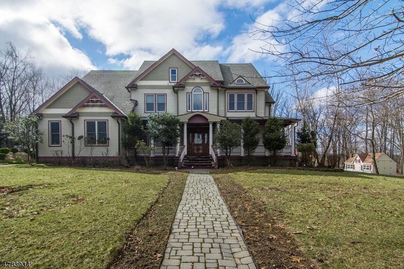 Частный односемейный дом для того Продажа на 15 Birch Tree Lane Woodland Park, Нью-Джерси 07424 Соединенные Штаты