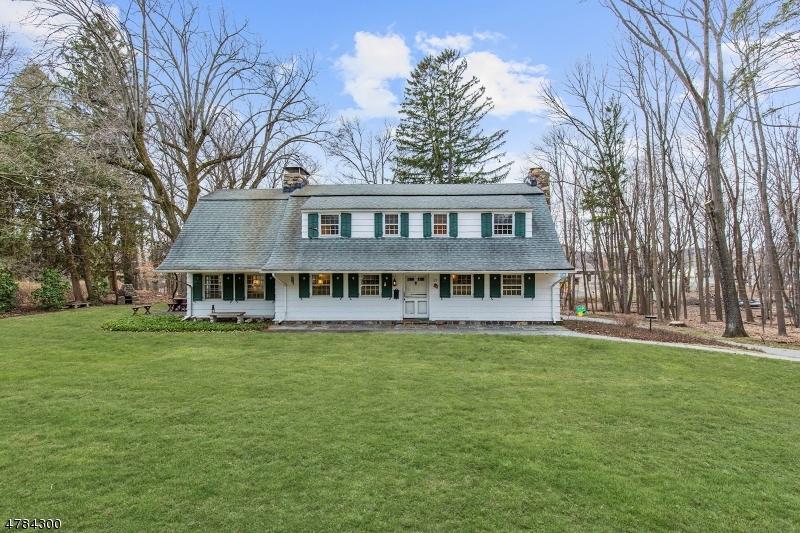 一戸建て のために 売買 アット 21 Brookwood Lane 21 Brookwood Lane Boonton, ニュージャージー 07005 アメリカ合衆国