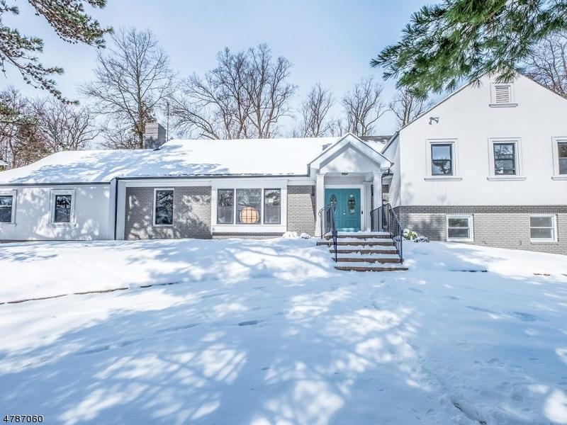 Maison unifamiliale pour l Vente à 57 Wyoming Avenue South Orange, New Jersey 07079 États-Unis