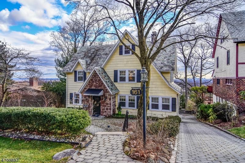 Maison unifamiliale pour l à louer à 161 HIGHLAND Avenue Montclair, New Jersey 07043 États-Unis