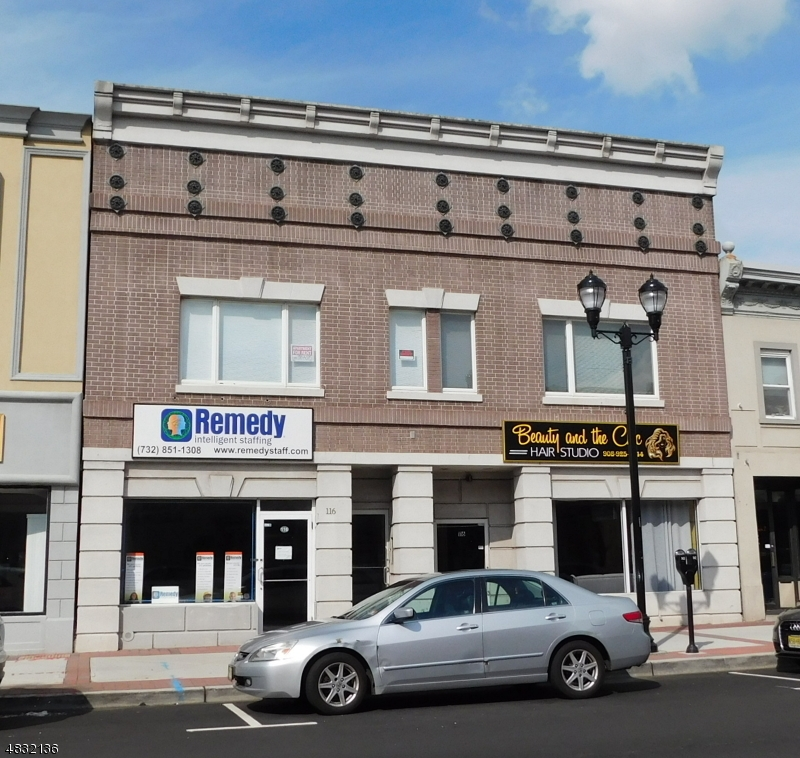 Commercial for Sale at 116 N WOOD Avenue Linden, New Jersey 07036 United States