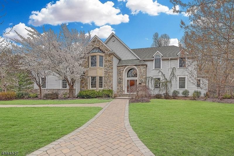 Частный односемейный дом для того Продажа на 5 LUCY Court Pequannock, Нью-Джерси 07444 Соединенные Штаты