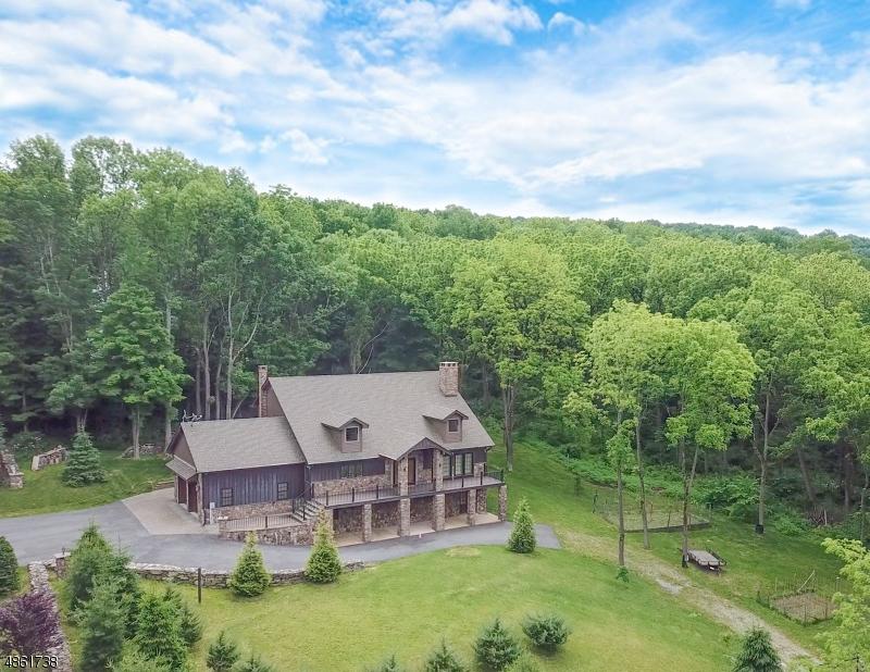 single family homes pour l Vente à Wantage, New Jersey 07461 États-Unis