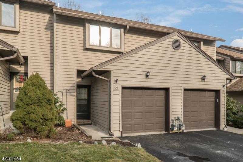 公寓 / 联排别墅 为 出租 在 Hampton, 新泽西州 07860 美国