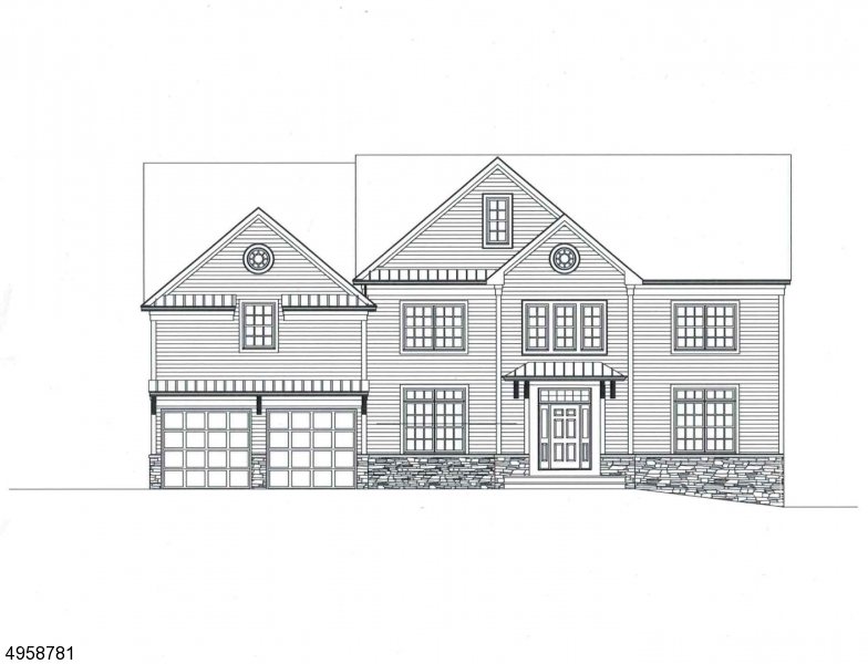 Single Family Homes for Sale at Berkeley Heights, New Jersey 07922 United States