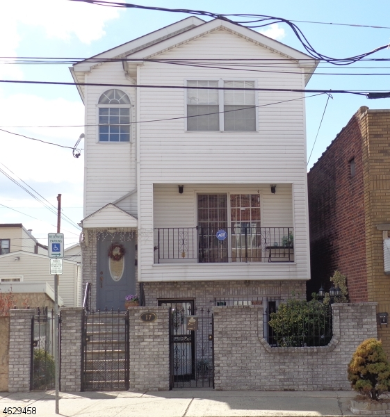 Multi-Family Home for Sale at 17 CALUMET Street Newark, 07105 United States