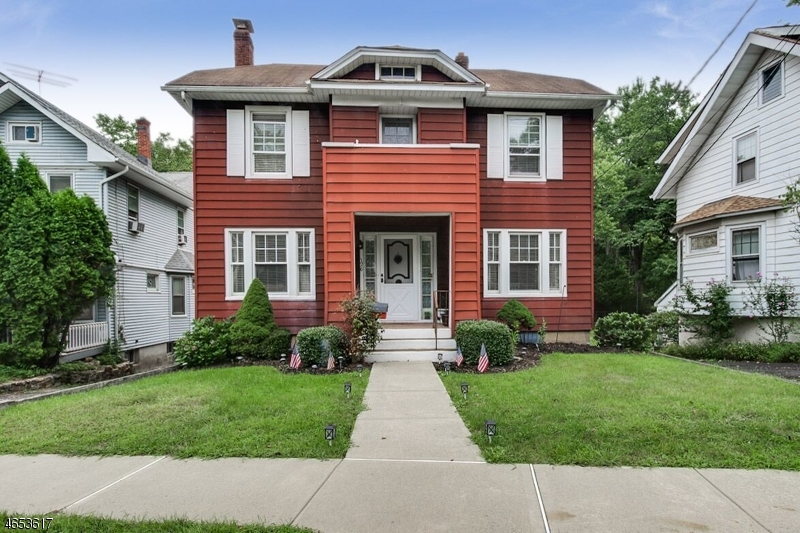 Single Family Home for Sale at 126 Western Avenue Morristown, New Jersey 07960 United States