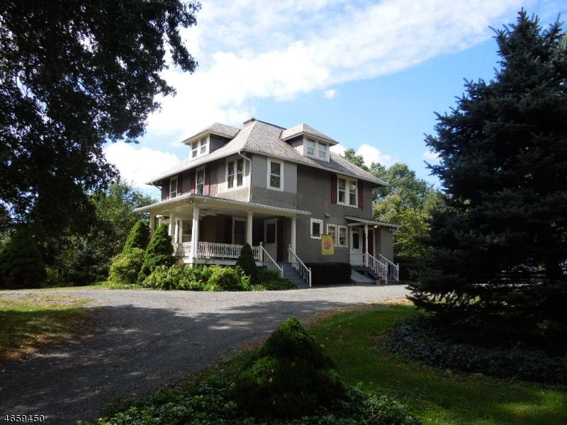 Casa Unifamiliar por un Venta en 156 Lees Hill Road Basking Ridge, Nueva Jersey 07920 Estados Unidos