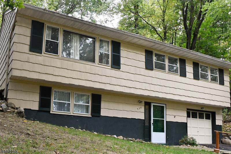 Частный односемейный дом для того Продажа на 326 Mount Arlington Blvd Landing, 07850 Соединенные Штаты