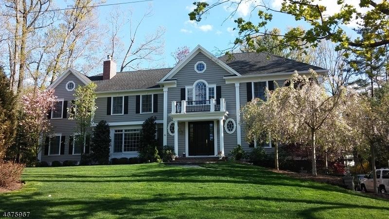 Частный односемейный дом для того Аренда на 274 Long Hill Drive Short Hills, Нью-Джерси 07078 Соединенные Штаты