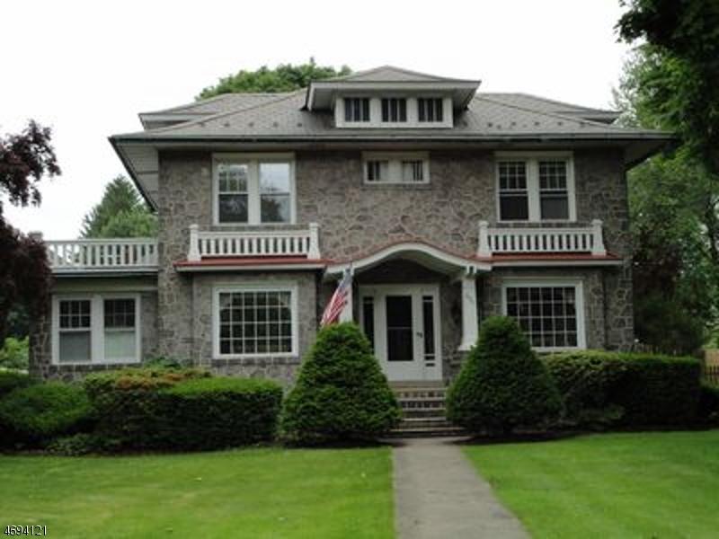 独户住宅 为 销售 在 637 Hillcrest Blvd Phillipsburg, 08865 美国
