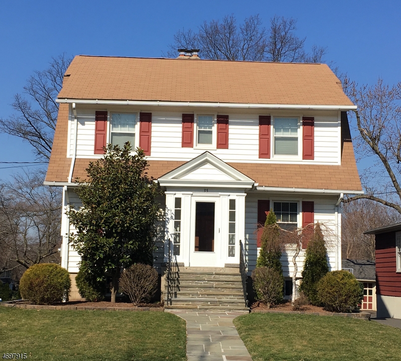 Single Family Home for Sale at 35 Oberlin Street Maplewood, New Jersey 07040 United States