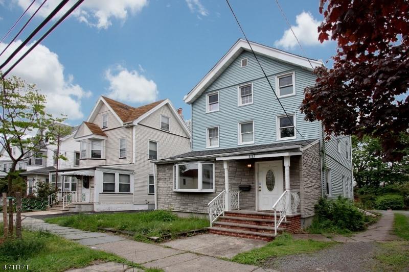 Maison unifamiliale pour l à louer à 117 Thomas Street Bloomfield, New Jersey 07003 États-Unis