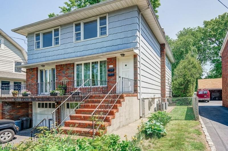 Частный односемейный дом для того Аренда на 109 CENTENNIAL Avenue Cranford, Нью-Джерси 07016 Соединенные Штаты