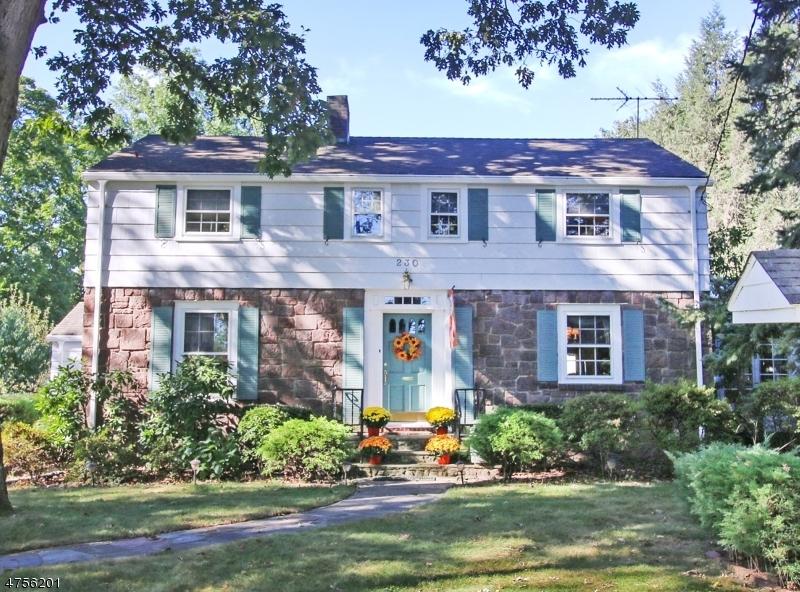 Casa Unifamiliar por un Venta en 230 Rodney Street Glen Rock, Nueva Jersey 07452 Estados Unidos