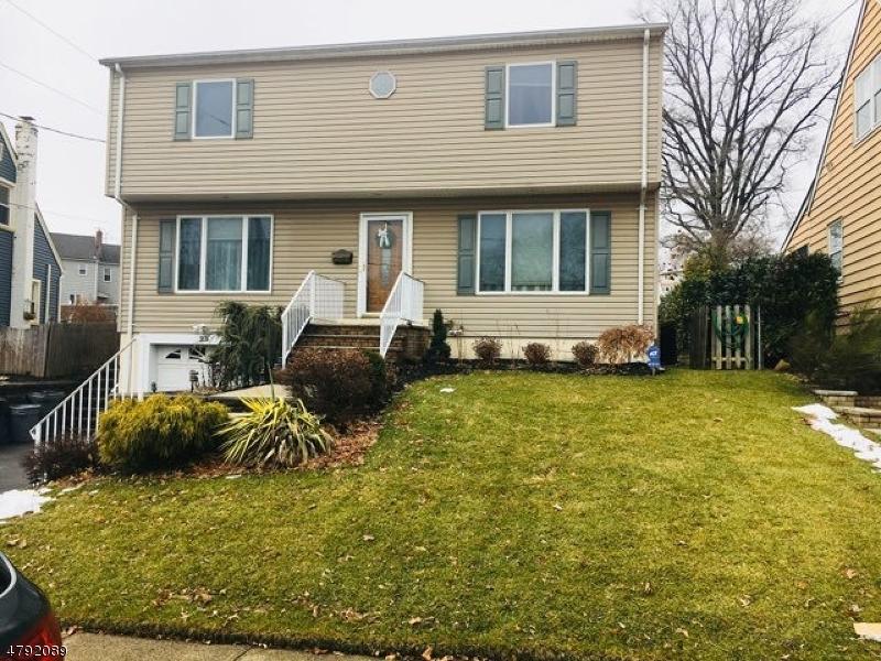 Casa Unifamiliar por un Alquiler en 25 Glenview Road Nutley, Nueva Jersey 07110 Estados Unidos