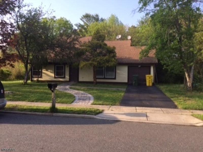 Maison unifamiliale pour l Vente à 1246 Del Mar Road Lakewood, New Jersey 08701 États-Unis