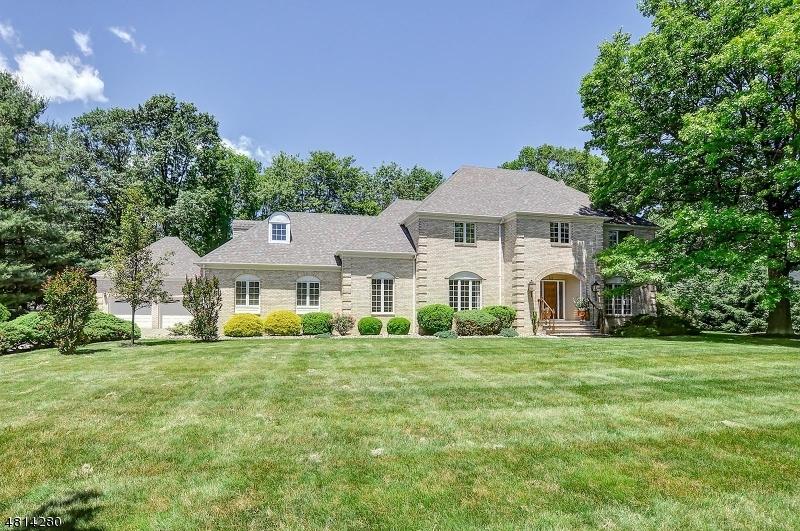 Property pour l Vente à 22 CARRIAGE WAY Bernards Township, New Jersey 07920 États-Unis