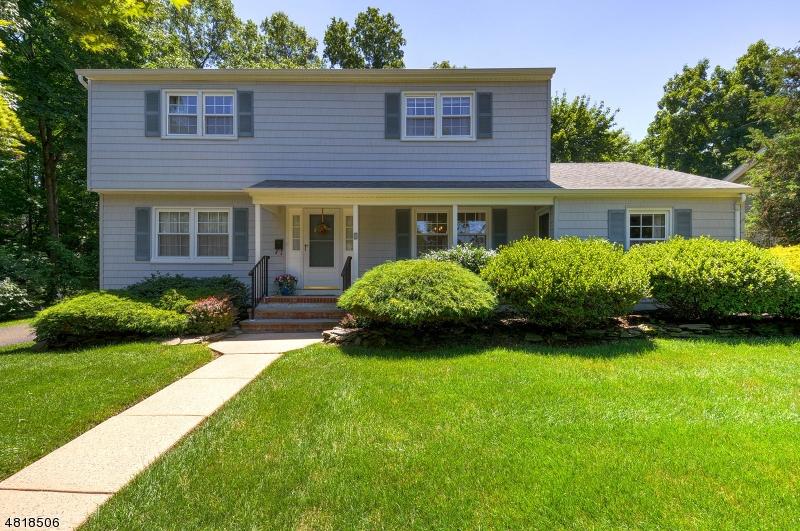Maison unifamiliale pour l Vente à 3 ARLYNE Drive Somerville, New Jersey 08876 États-Unis