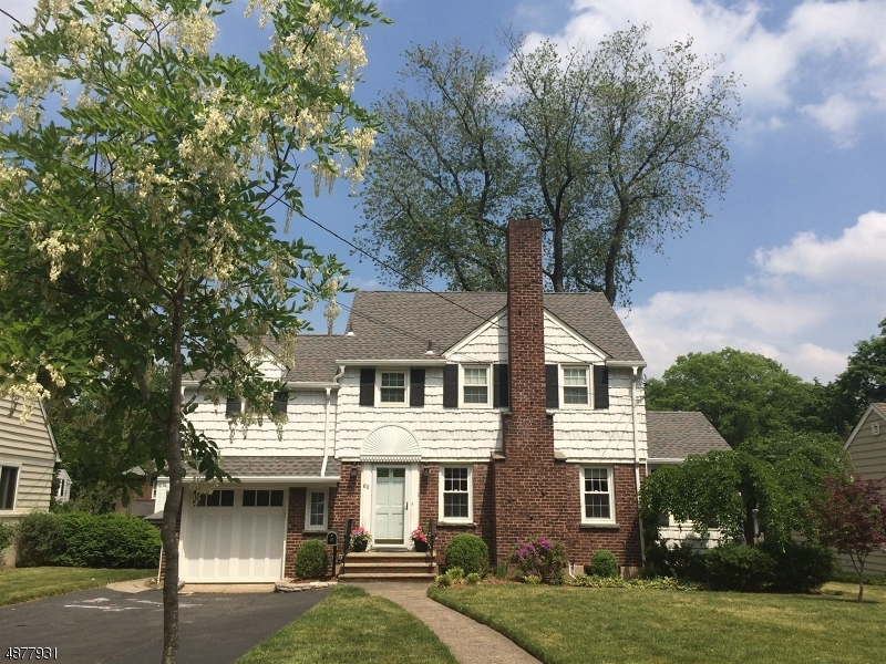 Single Family Home for Sale at 69 RIDGE Road Glen Rock, New Jersey 07452 United States