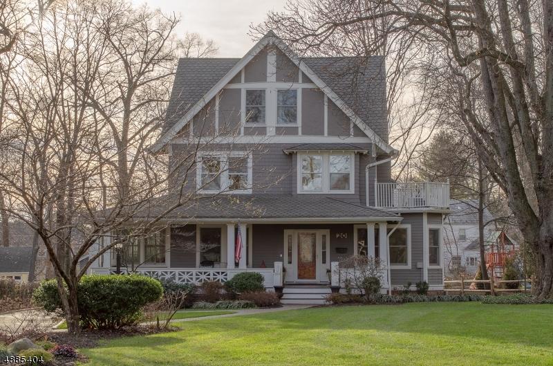 Maison unifamiliale pour l Vente à 20 HICKORY Drive Maplewood, New Jersey 07040 États-Unis
