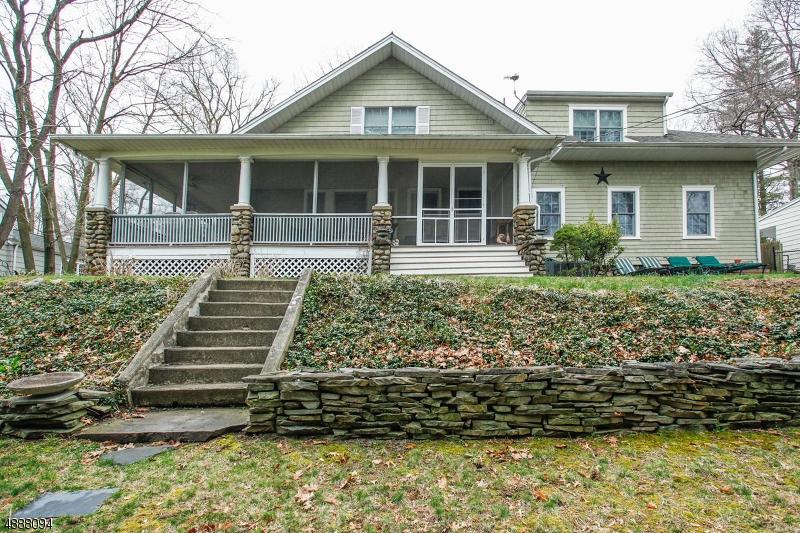 Maison unifamiliale pour l Vente à 137 N FRANKLIN TPKE Ho Ho Kus, New Jersey 07423 États-Unis