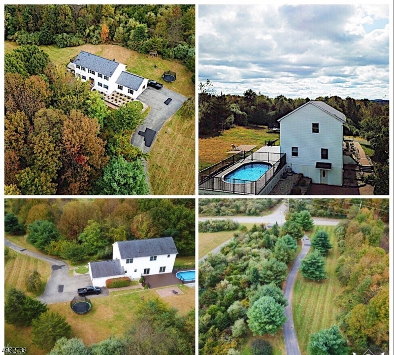 Single Family Homes için Satış at Hampton, New Jersey 07860 Amerika Birleşik Devletleri