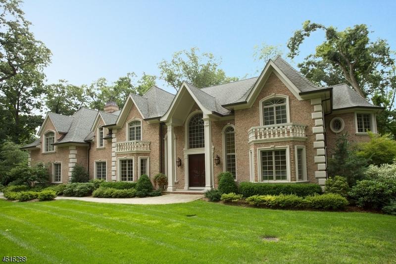 独户住宅 为 销售 在 252 Mulberry Way 富兰克林湖, 新泽西州 07417 美国