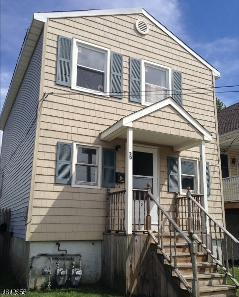 Single Family Home for Sale at 20 BELLEVIEW Avenue Keansburg, 07734 United States