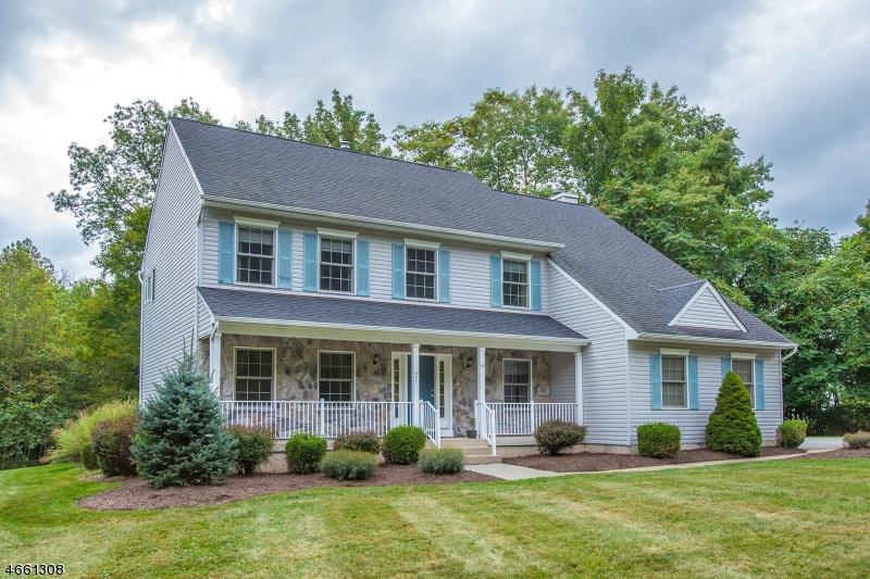 Частный односемейный дом для того Продажа на 13 Mountain Avenue Flanders, 07836 Соединенные Штаты