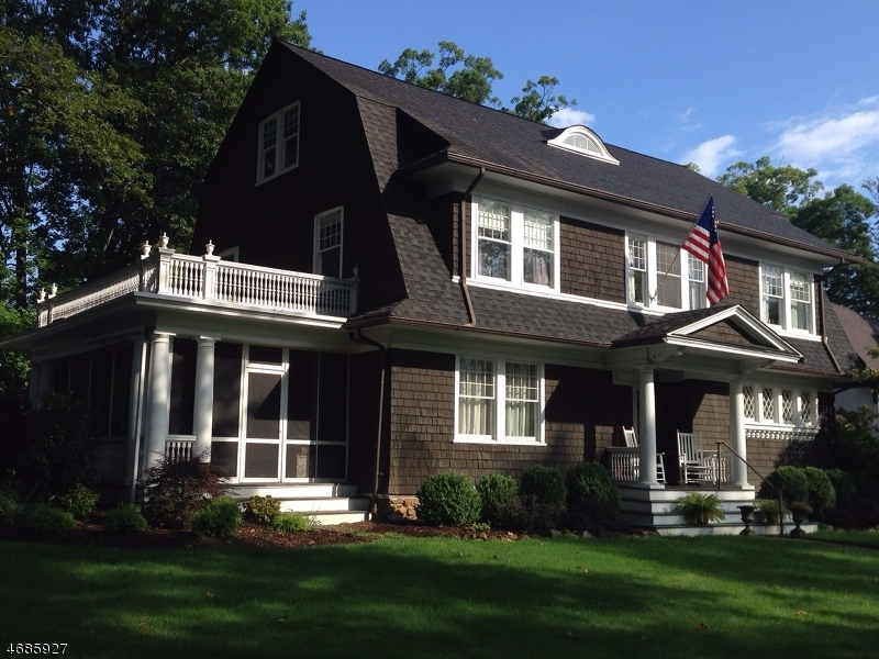 Casa Unifamiliar por un Venta en 9 Green Hill Road Madison, Nueva Jersey 07940 Estados Unidos