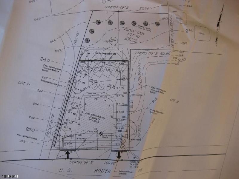 土地 为 销售 在 165 Route 46 Mine Hill, 07803 美国