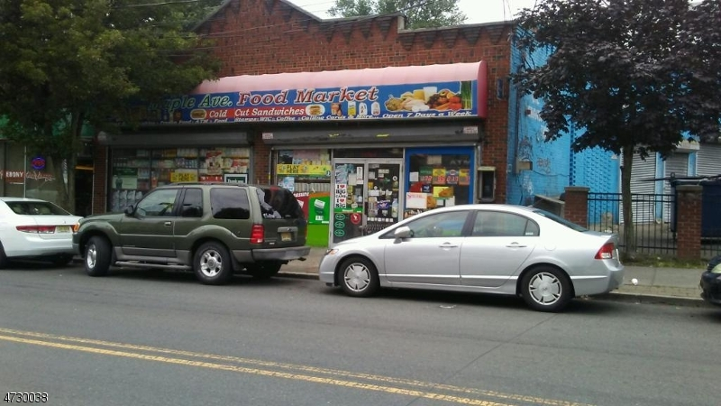 Commercial for Sale at 1554-6 MAPLE Avenue Hillside, New Jersey 07205 United States