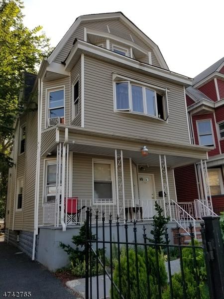 Maison avec plusieurs logements pour l Vente à 433 Park Avenue 433 Park Avenue East Orange, New Jersey 07017 États-Unis