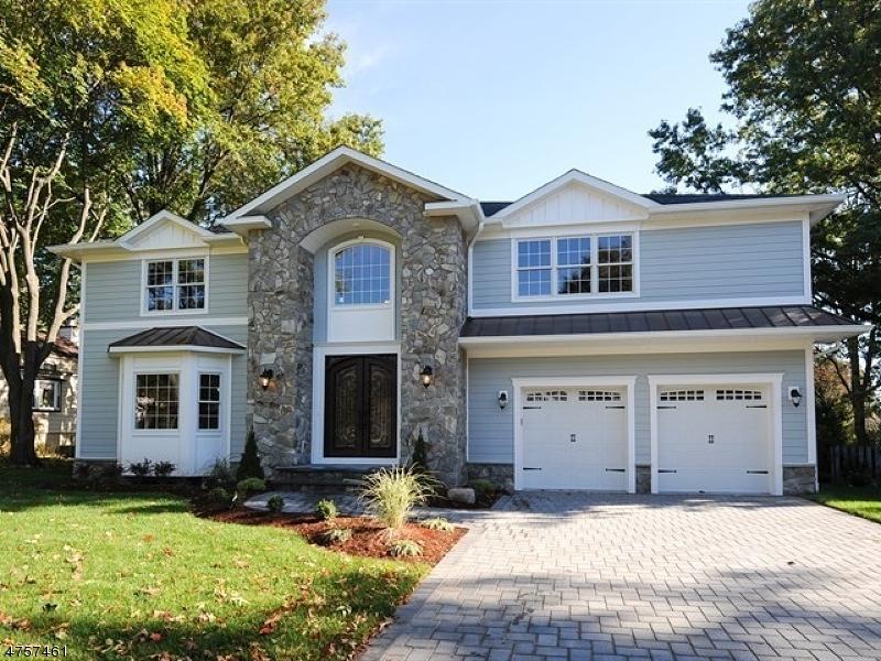 独户住宅 为 销售 在 185 Delmar Avenue 格伦洛克, 新泽西州 07452 美国