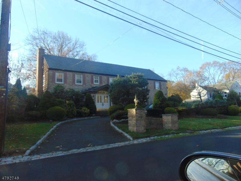 独户住宅 为 销售 在 194 Nottingham Way Hillside, 新泽西州 07205 美国