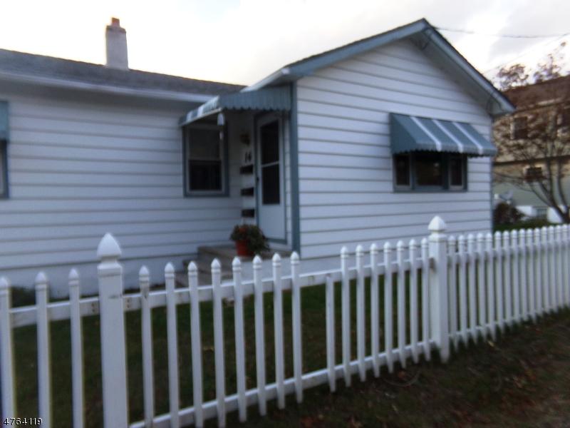 Casa Unifamiliar por un Alquiler en 14 Haskell Avenue Wanaque, Nueva Jersey 07420 Estados Unidos