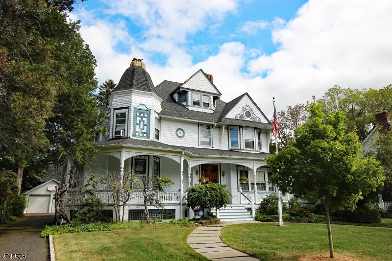 Maison avec plusieurs logements pour l Vente à 122 Westervelt Avenue North Plainfield, New Jersey 07060 États-Unis