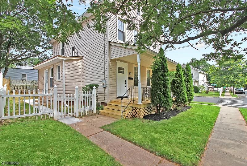 独户住宅 为 销售 在 67 Mercer Street Somerville, 新泽西州 08876 美国