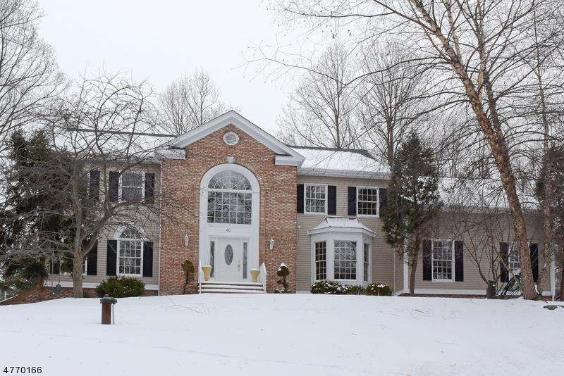 Einfamilienhaus für Verkauf beim 60 Perona Road 60 Perona Road Andover Township, New Jersey 07821 Vereinigte Staaten