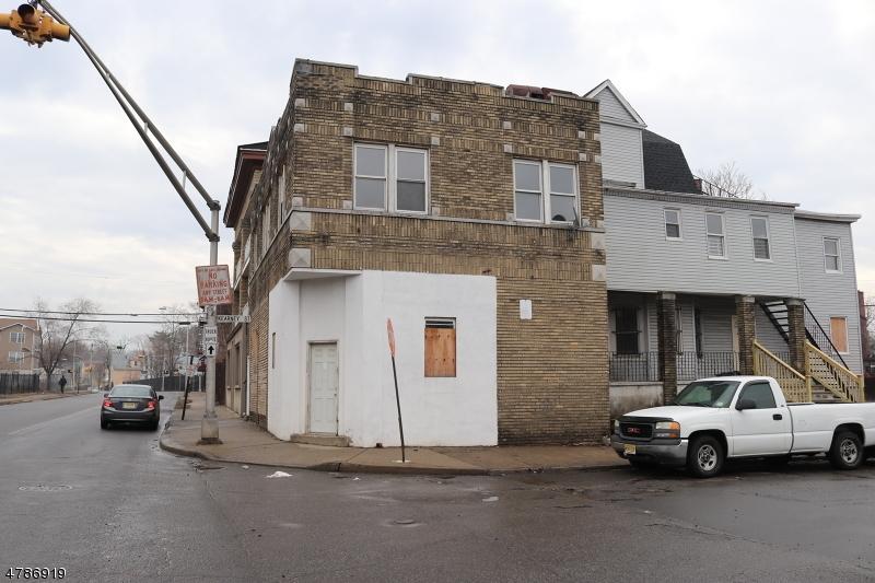 Casa Multifamiliar por un Venta en 417 Dodd Street East Orange, Nueva Jersey 07017 Estados Unidos